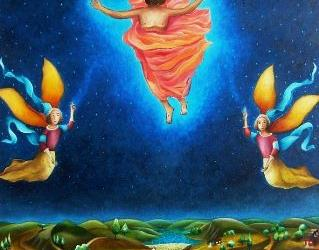 Ascensão: a humanidade em Deus