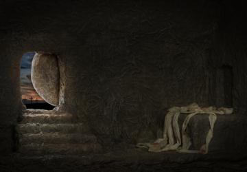 RESSURREIÇÃO de JESUS, Ressurreição Cósmica