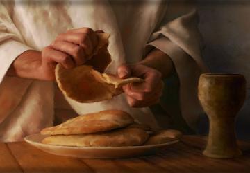 CORPUS CHRISTI: comunhão com Cristo, comunhão com o universo