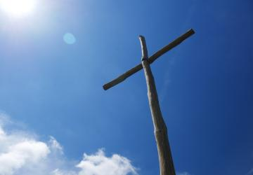 Na vida de Jesus, a cruz revela seu destino