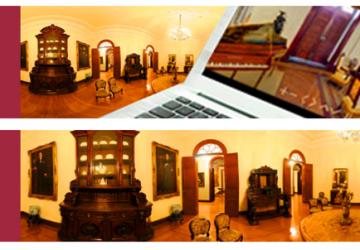 Museu imperial de Petrópolis - visita virtual
