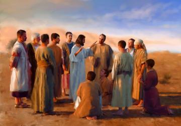 Seguir Jesus é ter entranhas peregrinas