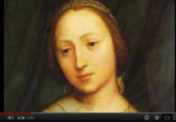 500 anos de retratos femininos na arte