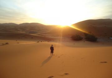 DESERTO: tempo de des-velamento interior
