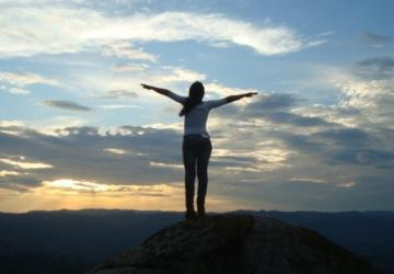 Vida destravada, horizonte aberto