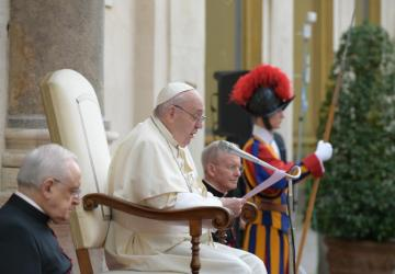 Discurso do Papa Francisco aos dirigentes do CELAM: renovação da Igreja