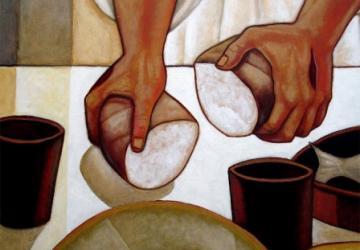 Eucaristia: da comunhão de pão à comunhão de vida