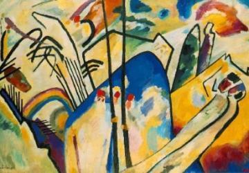 Kandinsky: Tudo começa num ponto