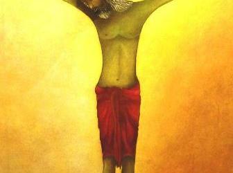 Que vemos ao olhar a cruz?