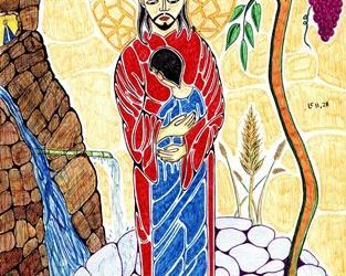 Permanecer no Jesus podado: centro de nosso seguimento