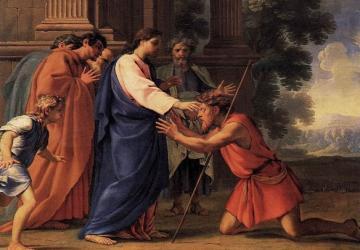 Cego de Jericó: tudo começou com um grito...