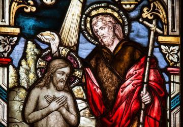 Batismo: Jesus