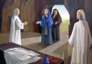 Ressurreição: pedra angular da vida cristã