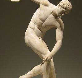 As olimpíadas e o cristianismo