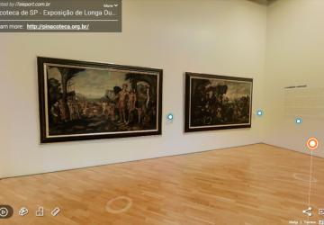 Pinacoteca de SP- Exposição de longa duração