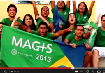Hino do MAG+S BRASIL e clip oficial