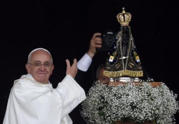 Homilia do Papa Francisco em Aparecida