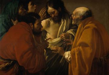 Ressurreição: tocar a carne, curar as feridas