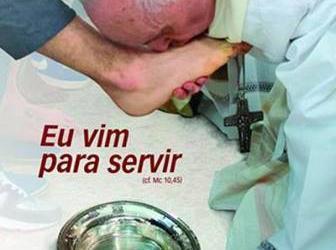 Servir é compromisso cristão