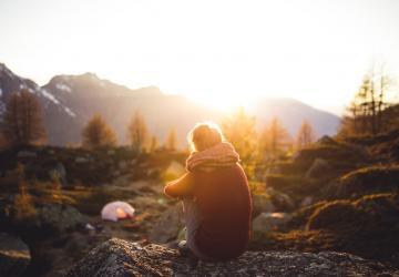 Deus não é nosso hóspede, mas a essência do nosso ser