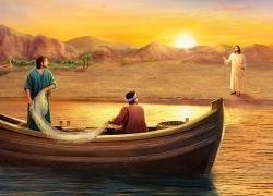 """Jesus: """"com periferias no coração"""""""