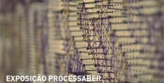 Exposição sobre a produção do conhecimento - Processaber